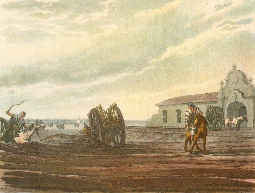 El luctuoso año 1820 - Segunda Parte