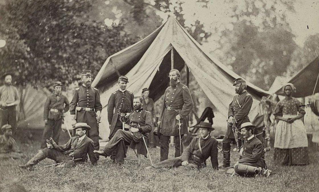 Muere la última persona que aún cobraba pensión por la Guerra de Secesión