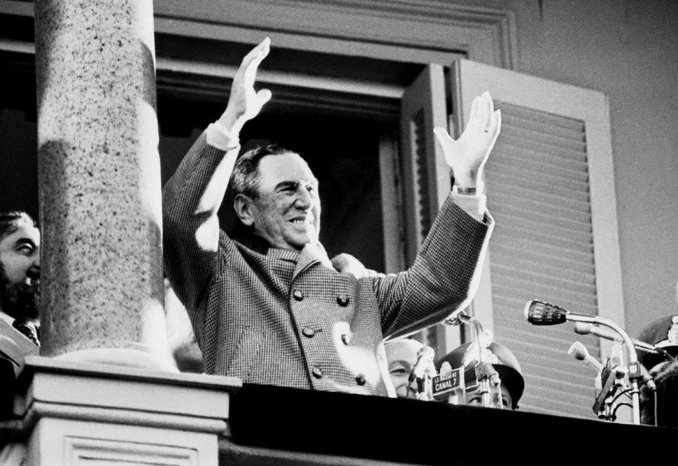 Se cumplen 33 años del robo de las manos de Perón, un hecho que nunca fue esclarecido