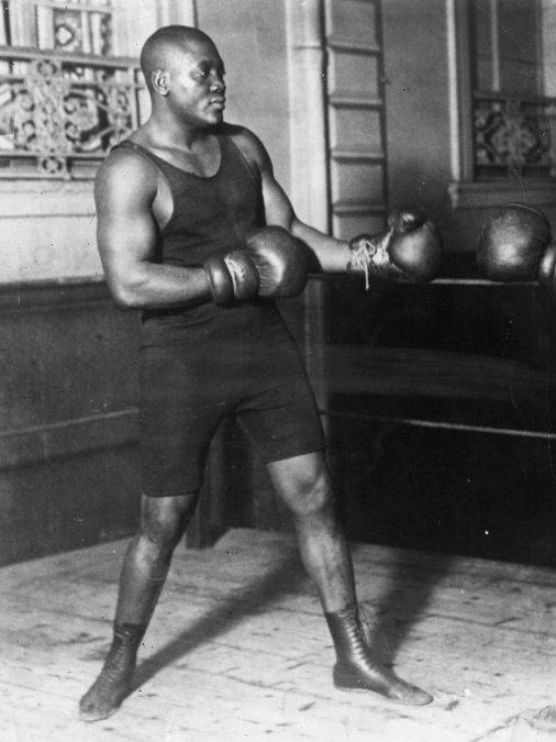 Jack Johnson, el campeón de boxeo muerto en 1946 al que Trump le perdonó una condena motivada racialmente