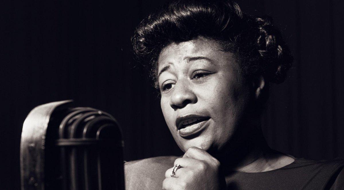 Ella Fitzgerald, la gran voz femenina del jazz