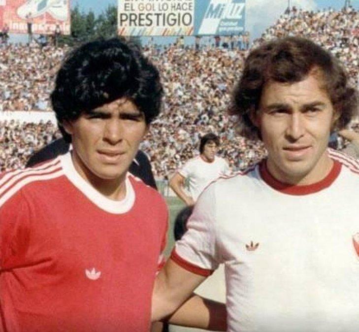 Maradona - Bochini