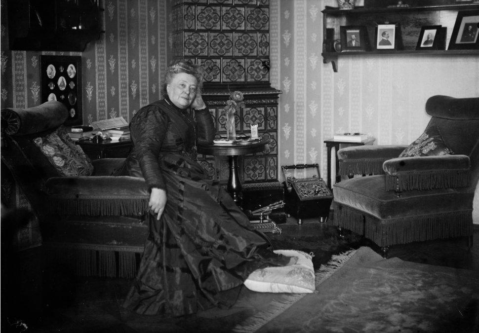 Bertha von Suttner, la primera pacifista reconocida con un Nobel