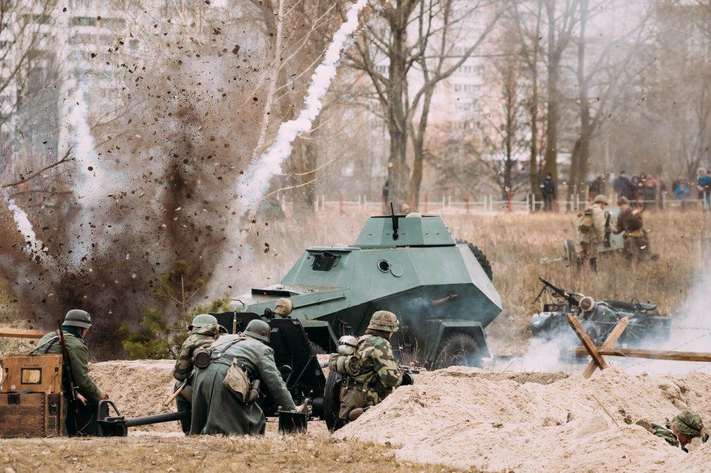 Operación Barbarroja: Alemania invade la Unión Soviética