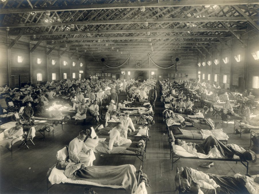 De 1918 a 2020: Cuando el pasado nos muestra el futuro de una pandemia