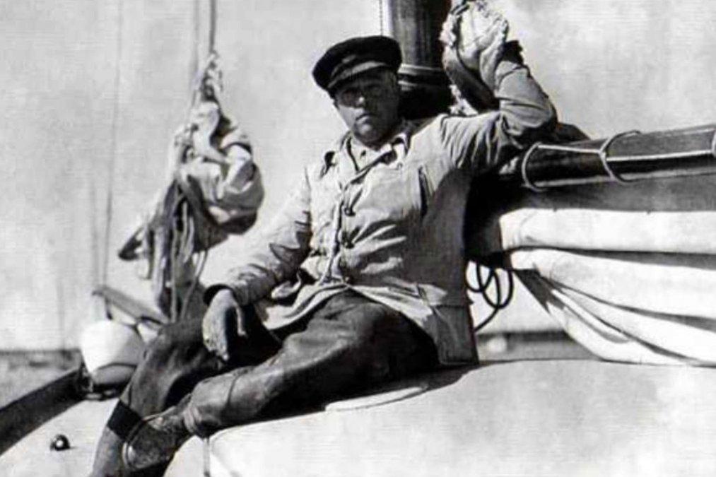 Vito Dumas, el «navegante solitario» de la Segunda Guerra Mundial