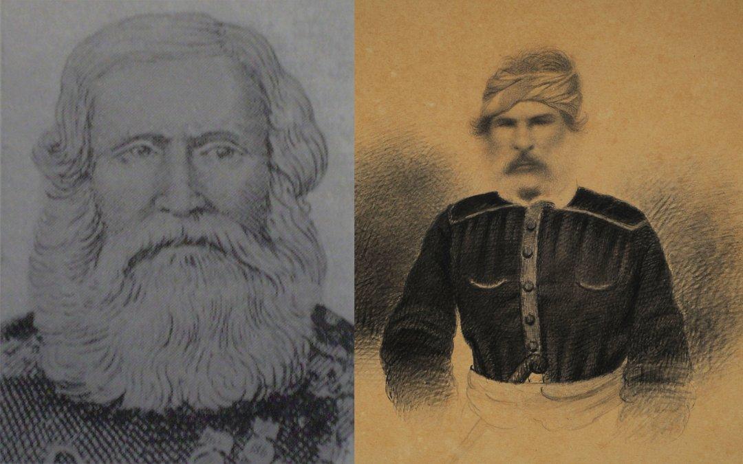 Wenceslao Paunero yÁngel Vicente Peñaloza