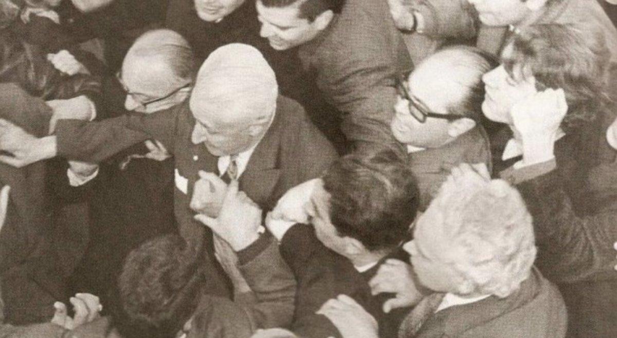 A 54 años del golpe que derrocó al presidente radical Arturo U. Illia