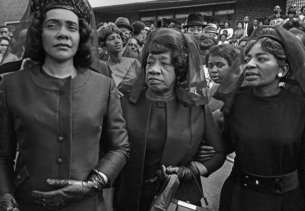 El asesinato de la madre de Martin Luther King