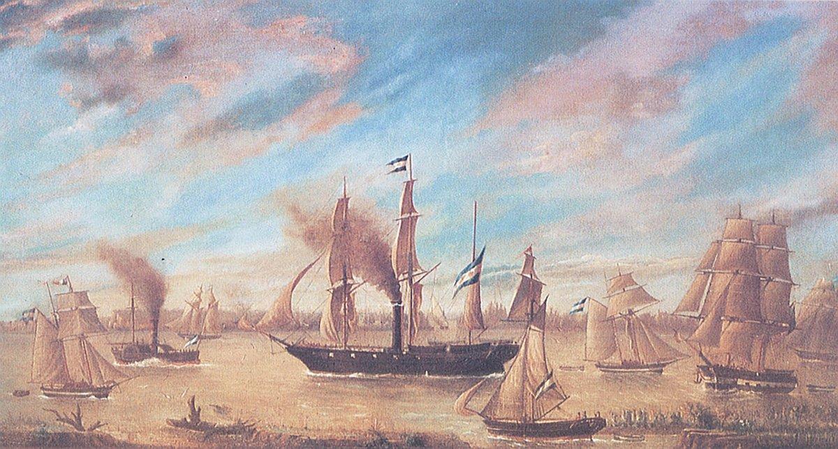 Sublevación del vapor General Pinto