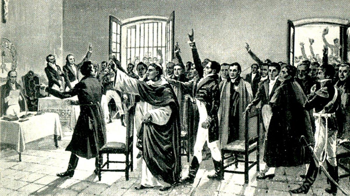 Venturas y desventuras de la Independencia