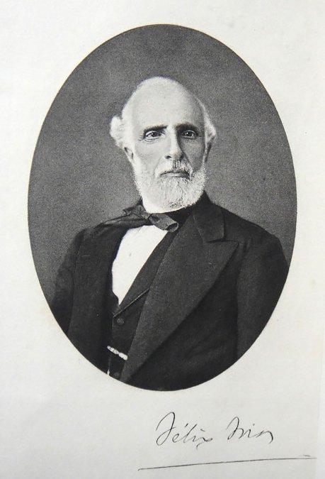 Felix Frías, cruzado en favor de la unión nacional