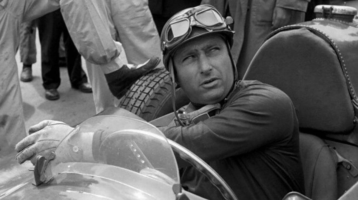 El mejor de todos: Juan Manuel Fangio