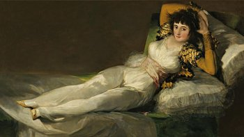 La maja vestida -Francisco de Goya -1800-1808