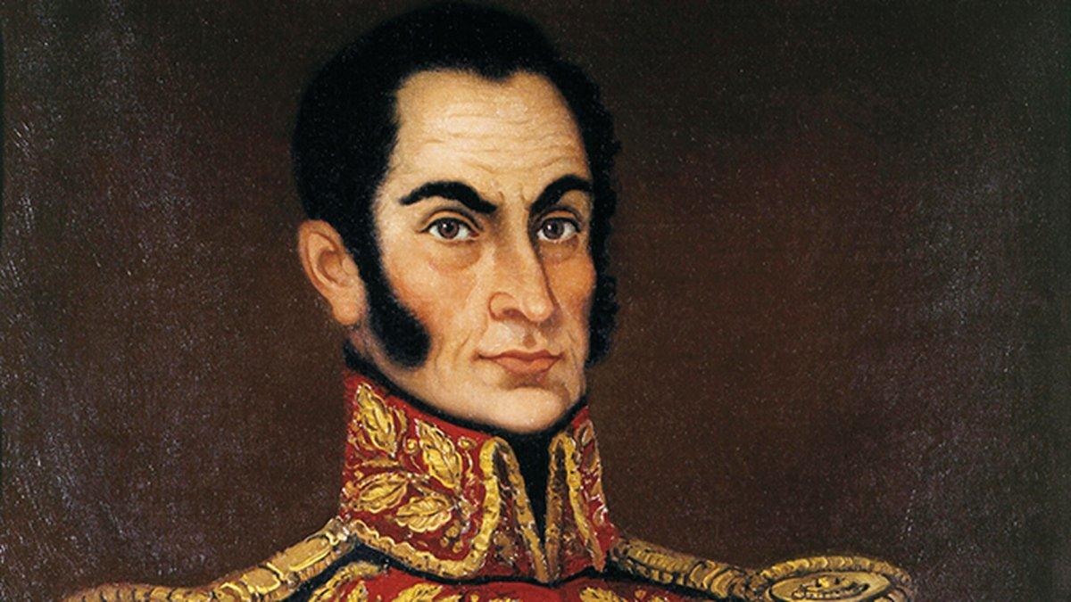 Simón Bolívar y sus Primeros Años