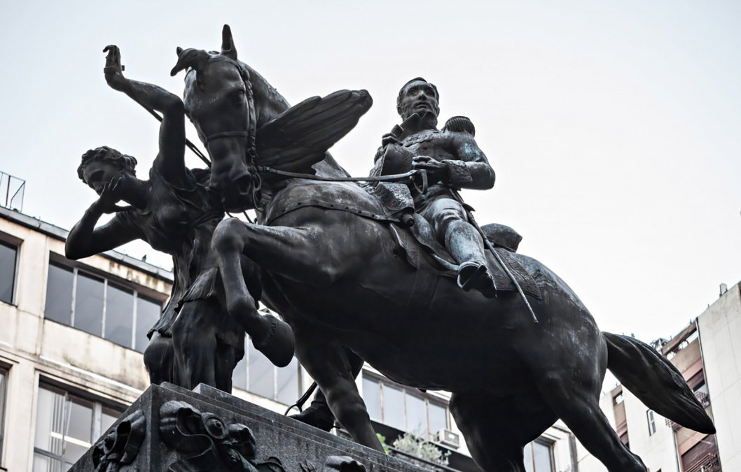 Monumento al Coronel Manuel Dorrego