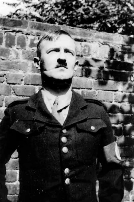 El propagandista nazi William Joyce