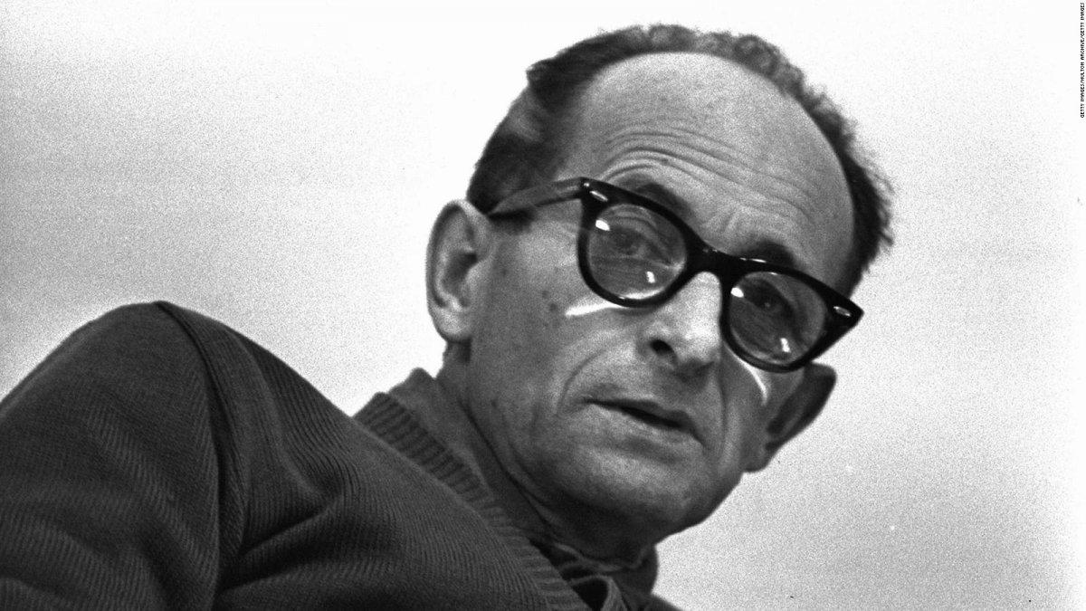 Adolf Eichmann: el caso del operario secuestrado