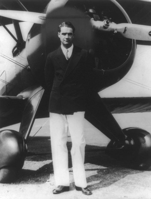 Howard Hughes: Las fobias del Piloto