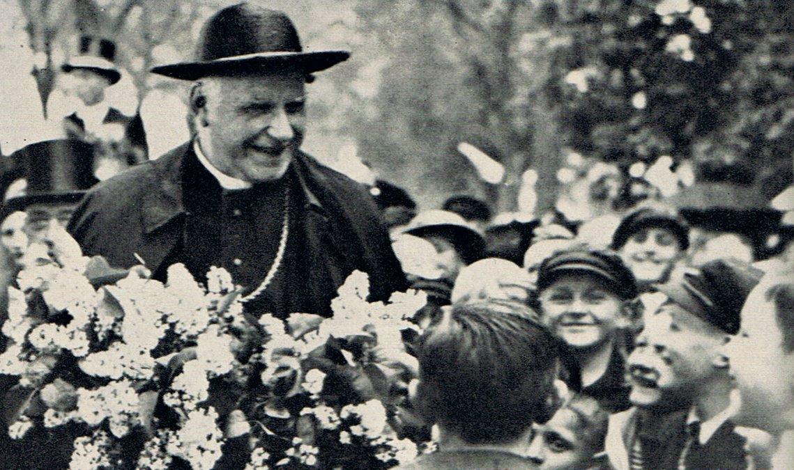 El León de Münster y Pío XII