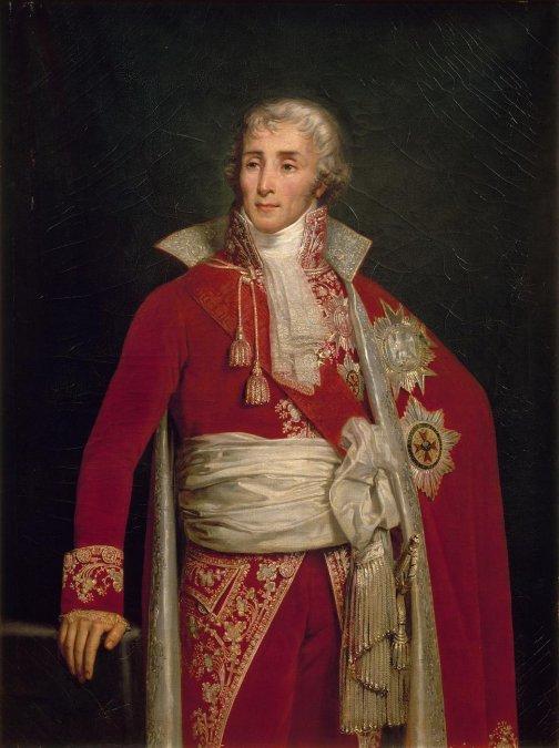 Joseph Fouché, el Ministro-espía de Napoleón