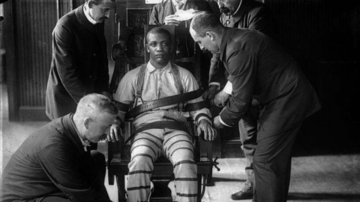 La silla eléctrica, el horrible invento creado para provocar «una muerte rápida e indolora»
