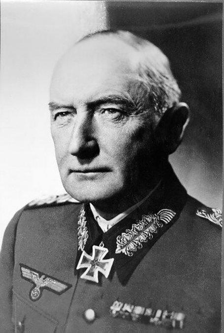 Erwin von Witzleben: Hay que matar a Hitler