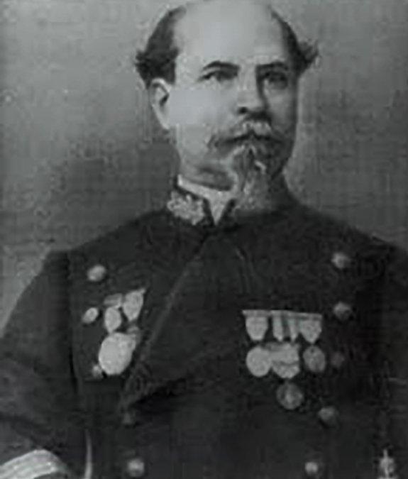 Cirujano Mayor Dr. Pedro Mallo
