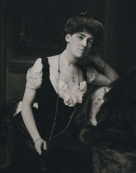 Edith Wharton inédita y vital