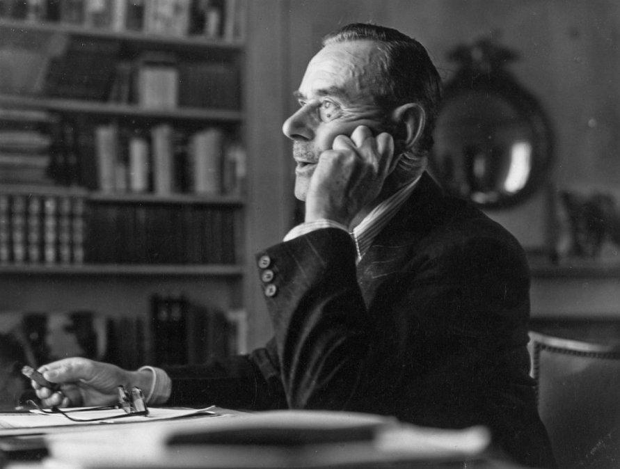 Los últimos días de Thomas Mann