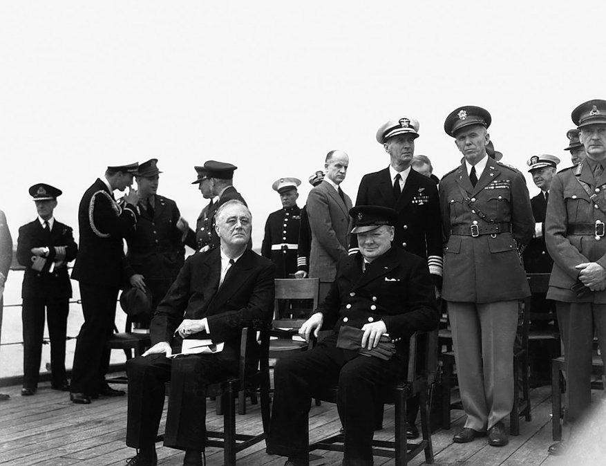 1941: La Carta del Atlántico