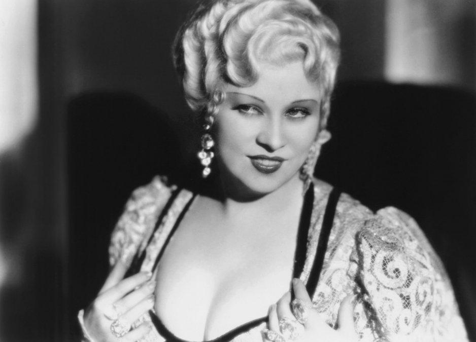 10 curiosidades que tal vez no sabías de la polémica Mae West