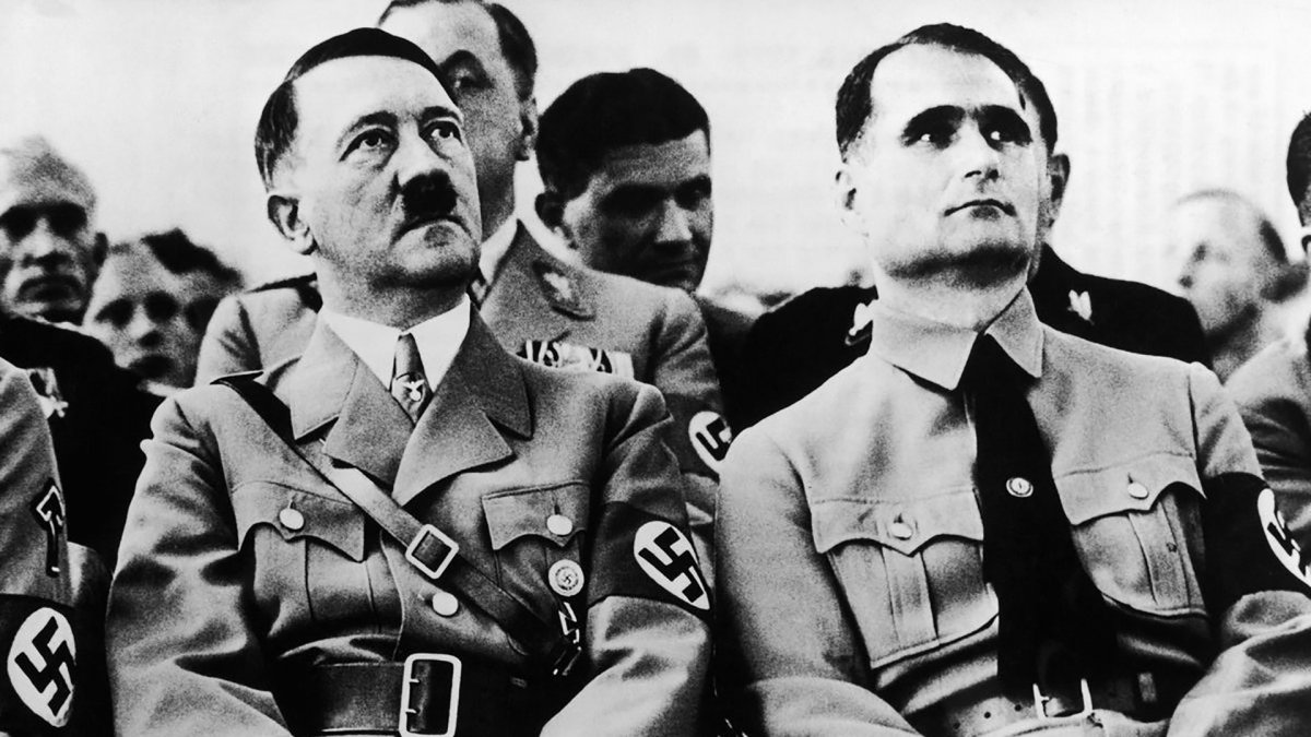 El extraño suicidio de Rudolf Hess, último prisionero nazi