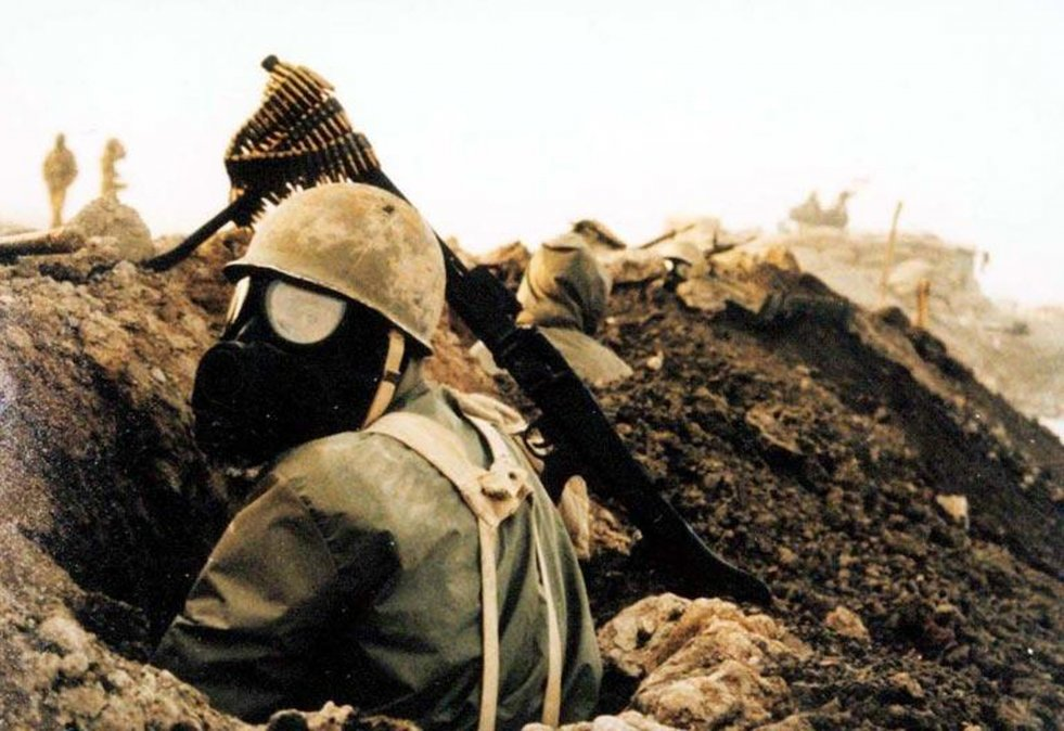Fin de la guerra entre Irán e Irak