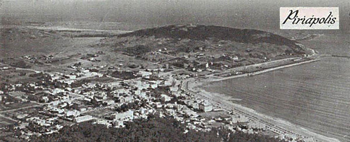 Piriápolis en 1950