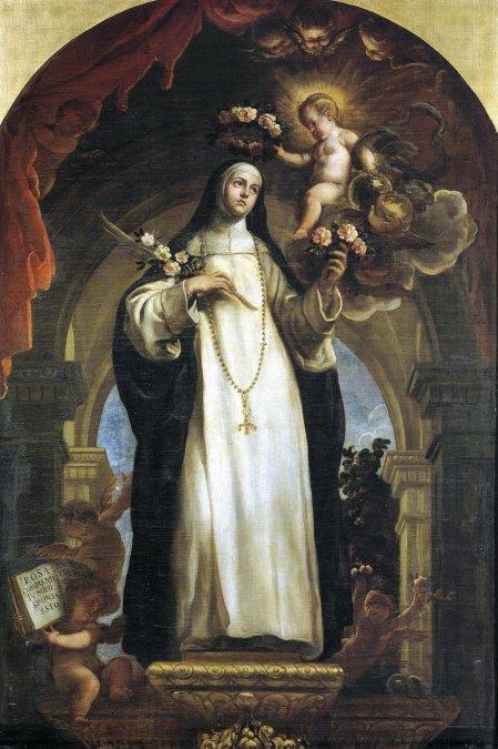 Santa Rosa de Lima, patrona de América Latina