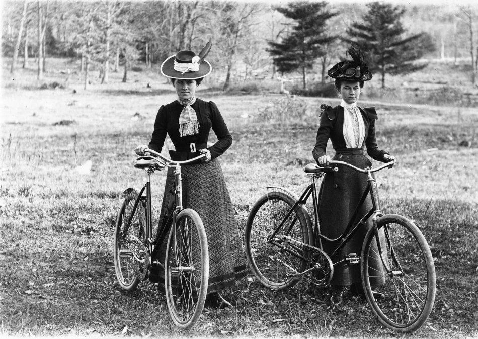 Una breve historia de la bicicleta