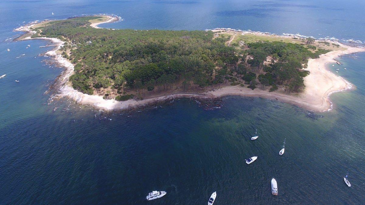 Los secretos de la isla Gorriti