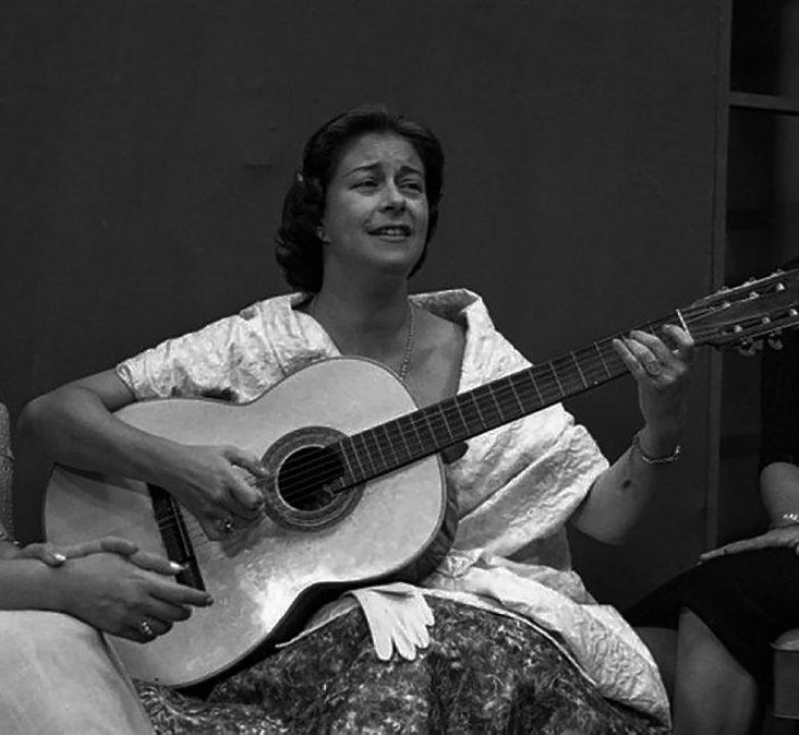 Cien años de Chabuca Granda, la peruana que inmortalizó la música criolla