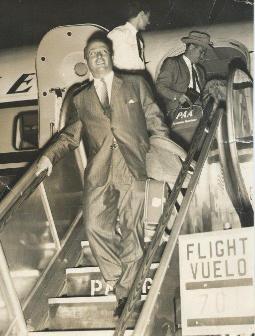 Fangio, antes de la gloria