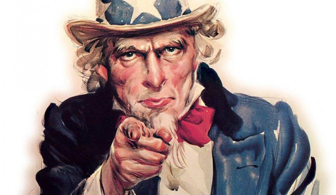 103 años del afiche del Tío Sam, ¿cuál es la historia detrás de la icónica imagen?