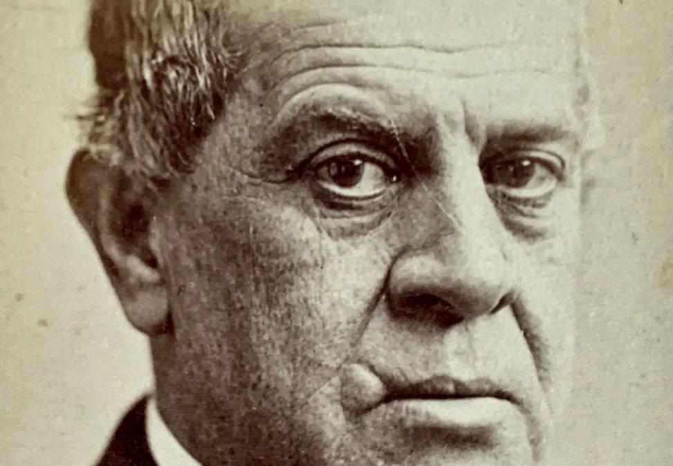 Sarmiento, el genio antipático