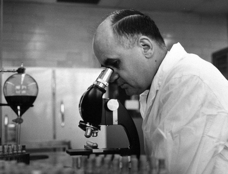 Maurice Hilleman, el prolífico creador de vacunas