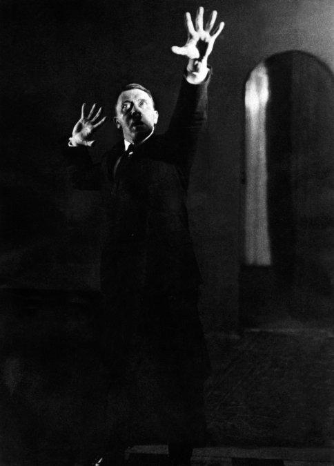 Hoffmann, el fotógrafo personal de Hitler