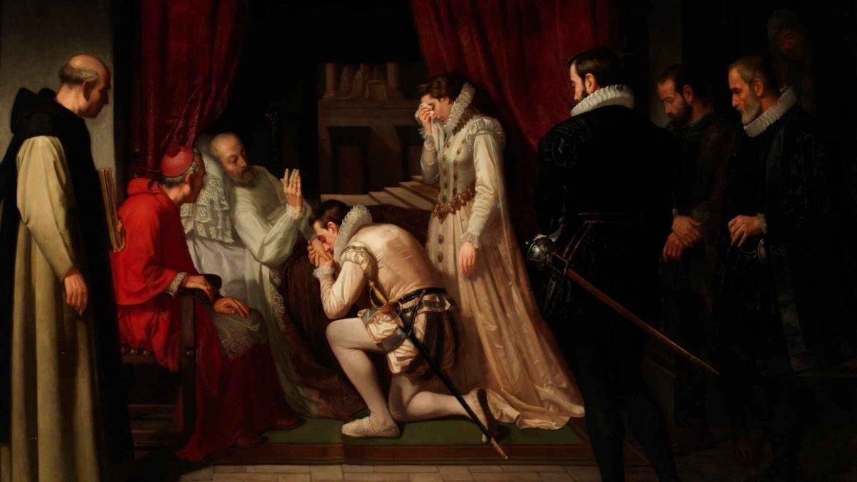 Felipe II: La muerte del hombre de negro