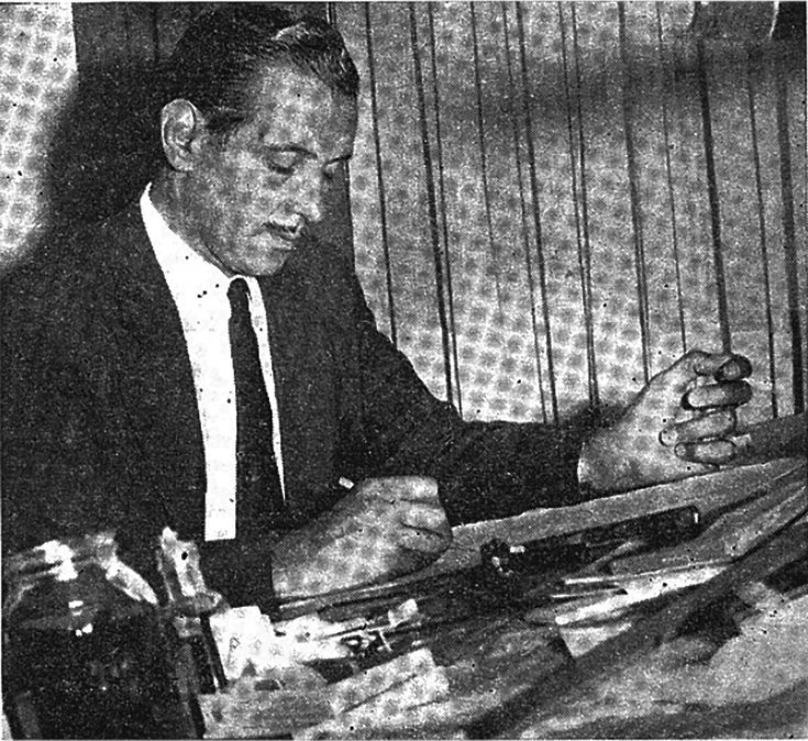 La historia del sangriento asesinato de Lino Palacio