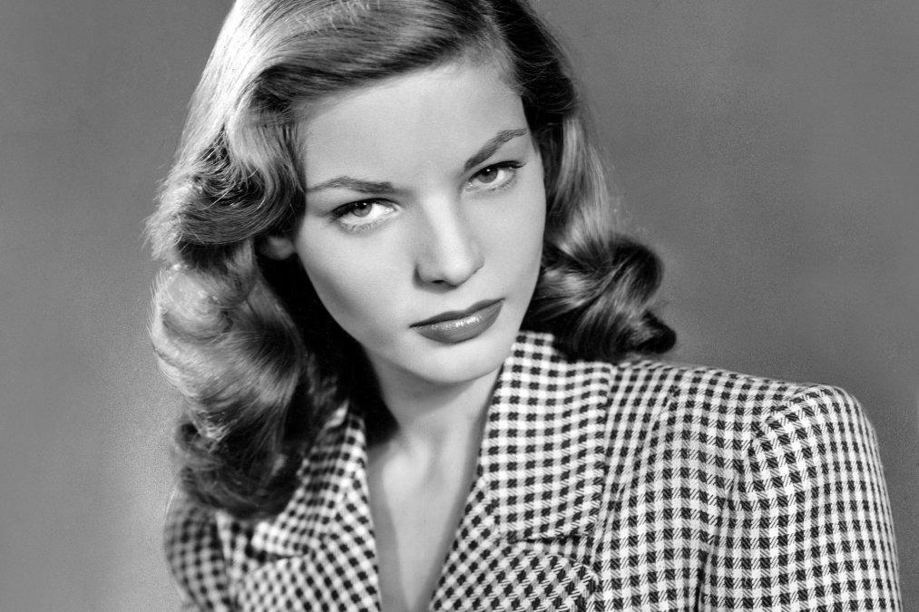 Lauren Bacall, la viuda de Hollywood a la que Frank Sinatra dejó por teléfono