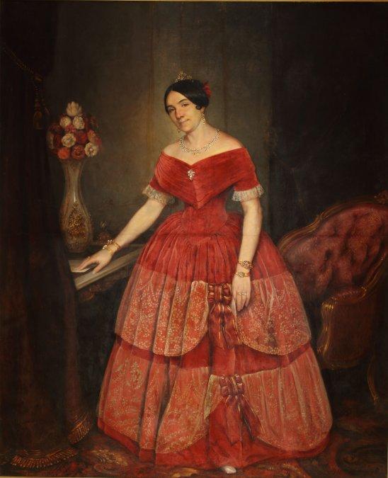 Manuela Robustiana Ortiz de Rosas