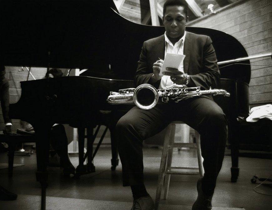 John Coltrane, uno de los grandes