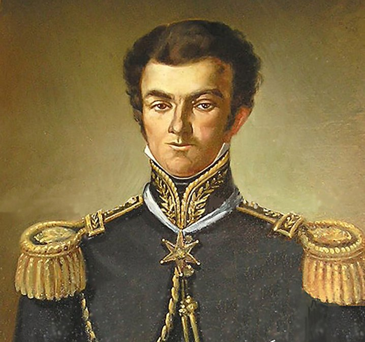 General Angel Pacheco (1795-1869)